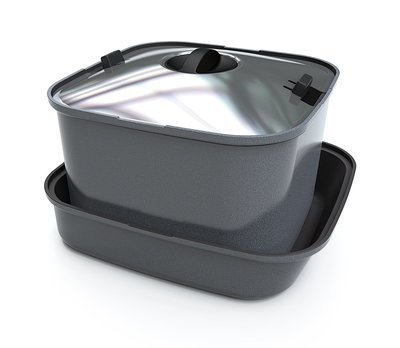 SmartSpace Stackable Pot Set 10 Piece & Frypan (OUT OF STOCK)