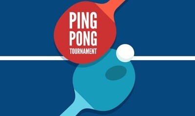 2020 HOCO PING PONG TOURNAMENT ENTRY
