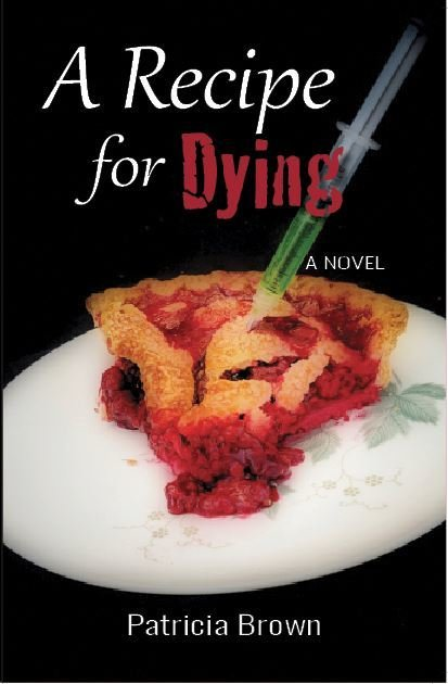 A Recipe for Dying - Author signed copy