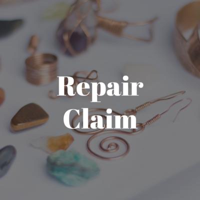 Repair Claim