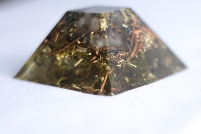 Wisdom Mound SOLOrgonite