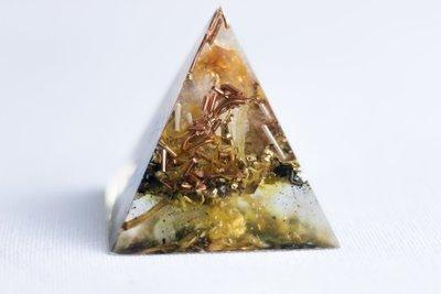 Manifesting Pyramid SOLOrgonite