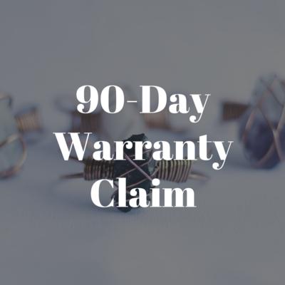 90-Day Warranty Claim