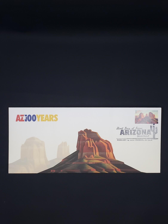 2012 Centennial Envelope