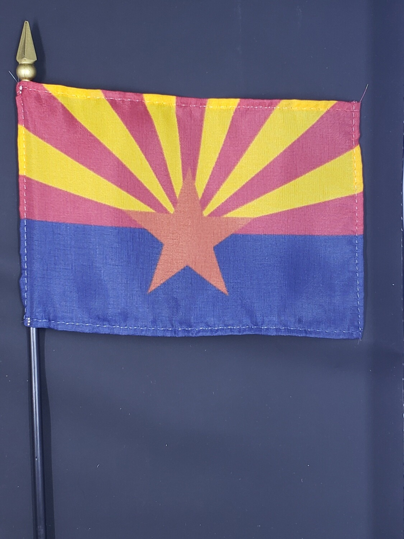"""Flag AZ 4""""x6"""""""