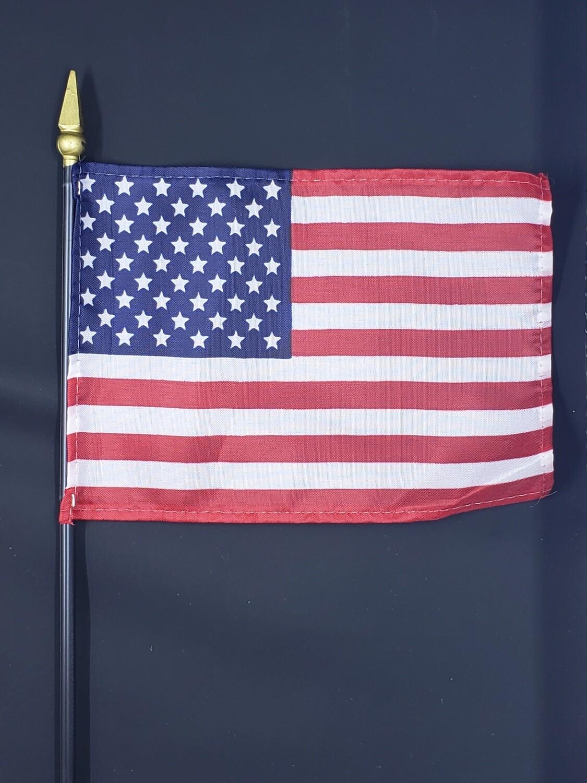 "U.S. Flag 4""X6"""