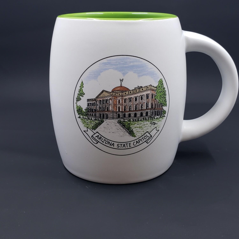 Historic Capitol porcelain mug