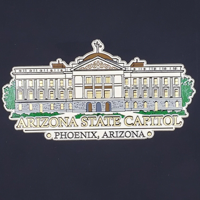 Capitol Building Magnet