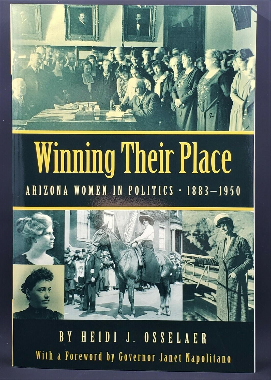 Winning Their Place; Arizona Women In Politics