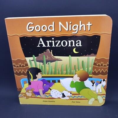 Good Night Arizona Boardbook