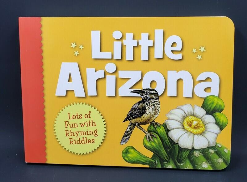 Little Arizona Boardbook