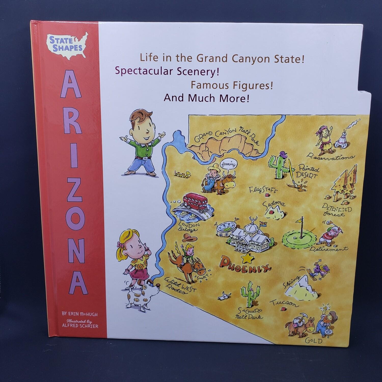 State Shapes: Arizona