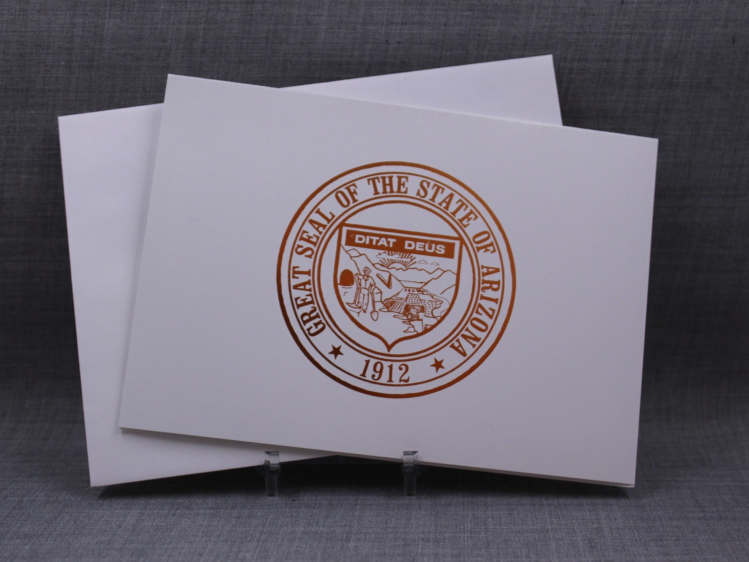 Notecard State Seal
