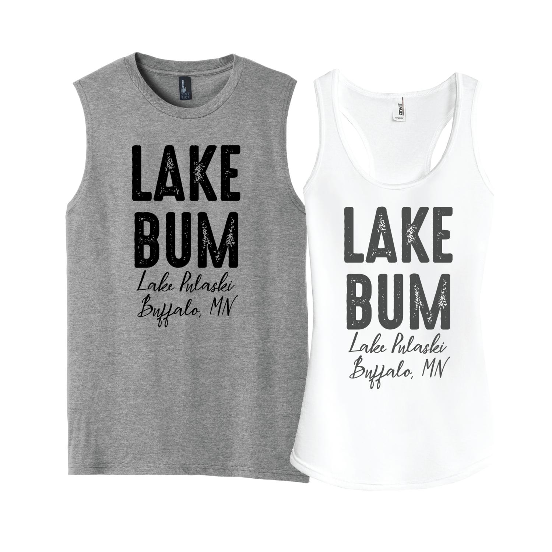 Lake Bum Tanks