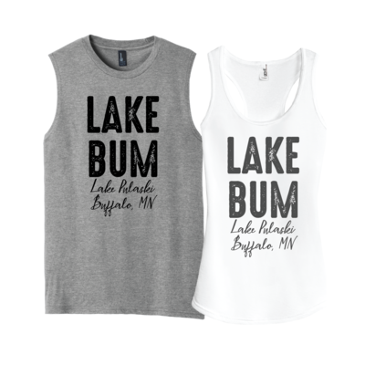 Lake Bum Tanks - customize it for your lake