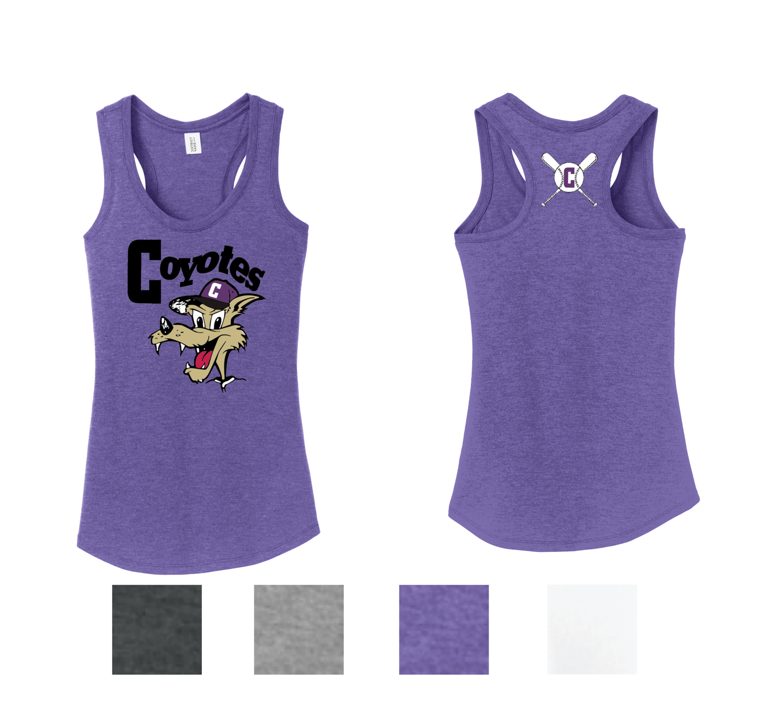 District ® Women's Perfect Tri ® Racerback Tank