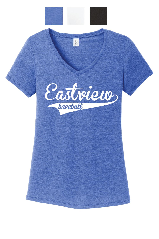 Eastview Triblend V-Neck