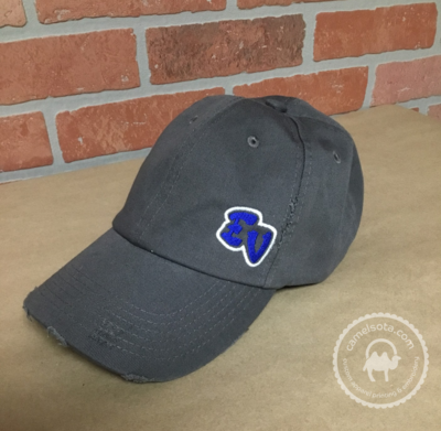 Eastview Baseball District ® Distressed Cap