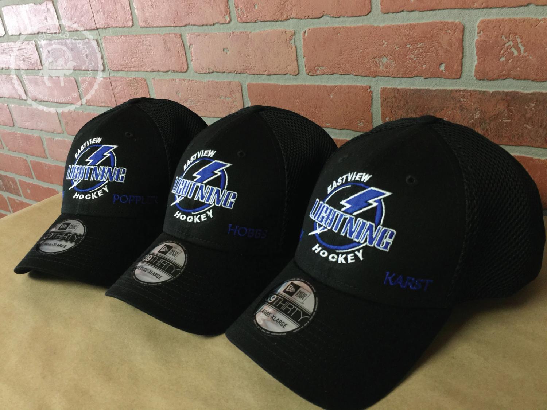 Eastview Hockey New Era Stretch Mesh Hat