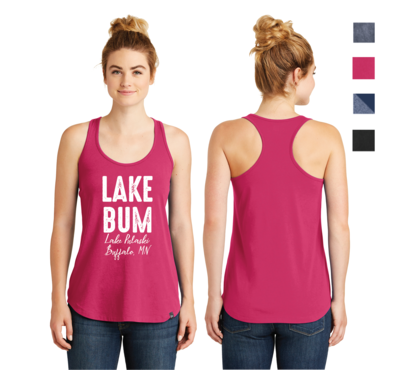 Lake Bum Tank - customize it for your lake