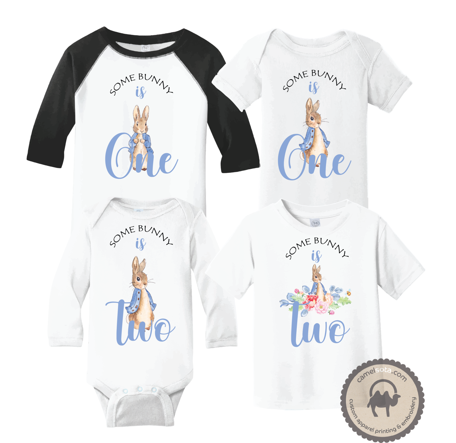 Peter Rabbit Shirt - Peter Rabbit Baby Toddler Birthday Shirt