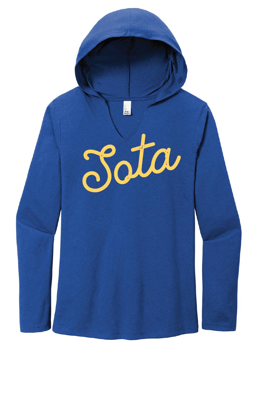 Sota Hooded Shirt