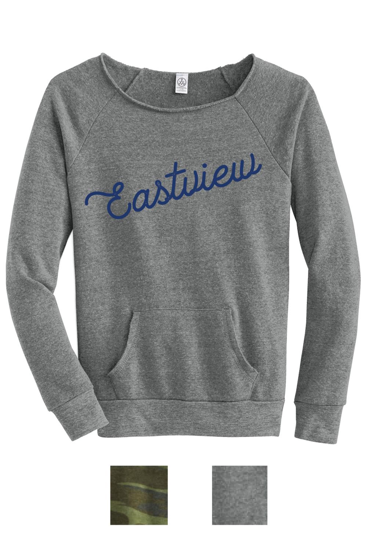 Eastview Lightning Sweatshirt with Kangaroo Pouch