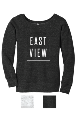 Eastview Lightning Wide Neck Sweatshirt