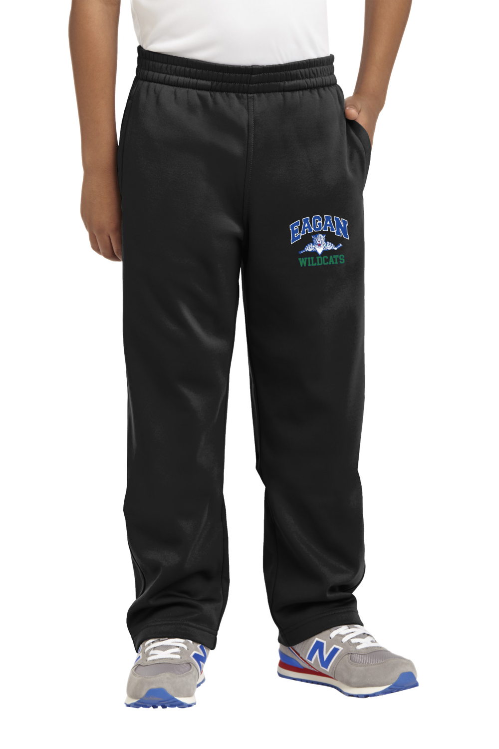 Eagan Hockey Sport-Wick® Fleece Pant