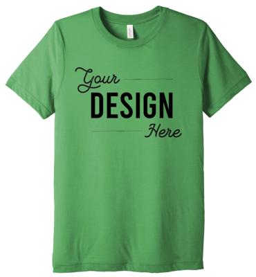 Custom Bella + Canvas Triblend Unisex Short Sleeve Shirt