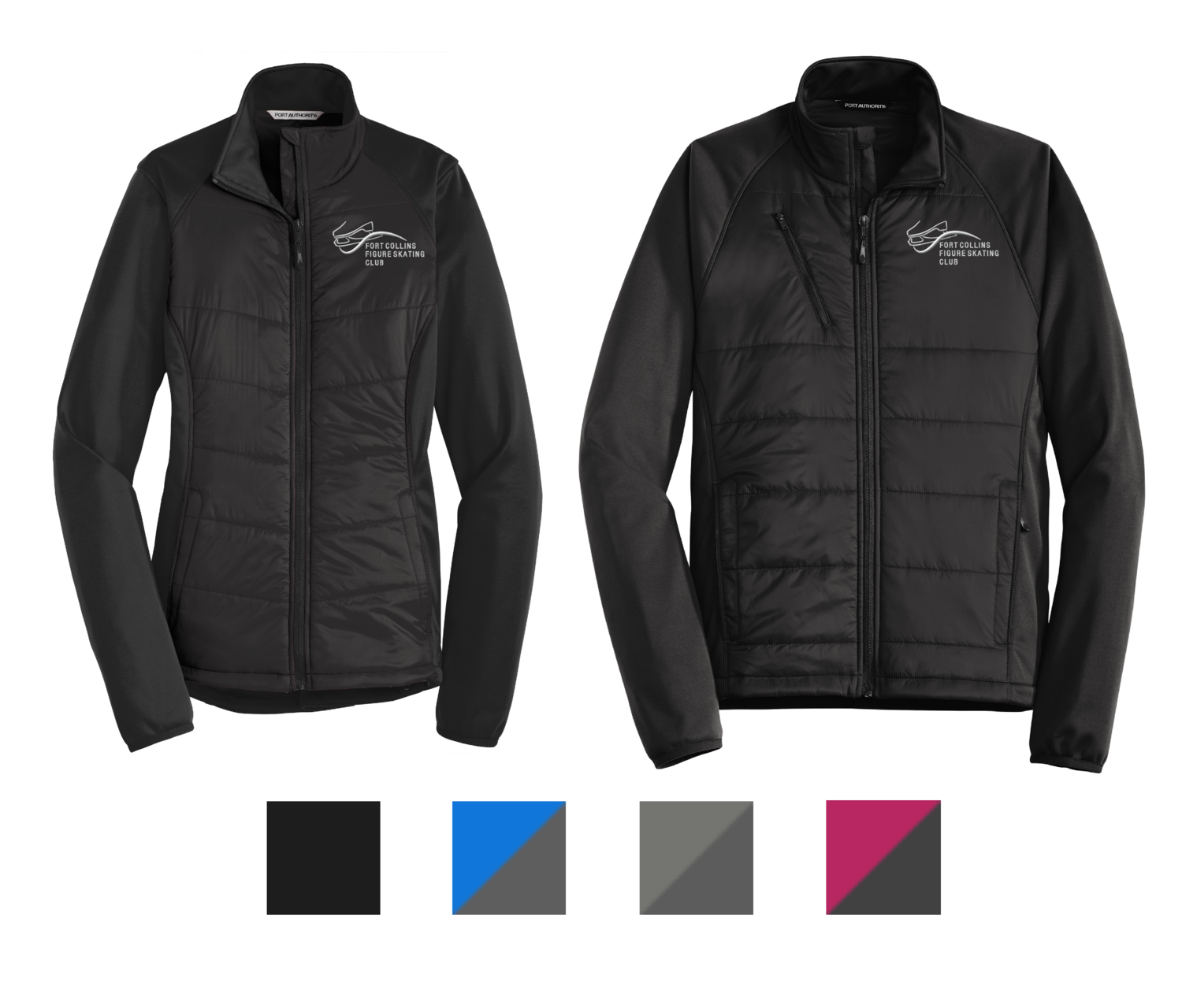 Embroidered Port Authority® Hybrid Soft Shell Jacket - FCFSC