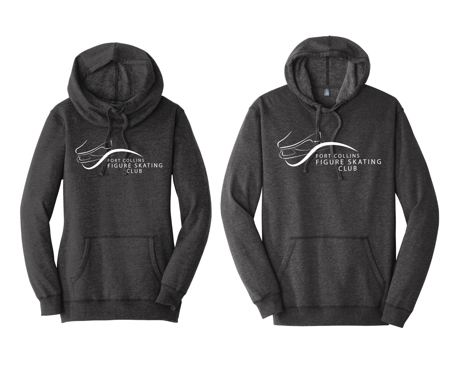 Printed District ® Lightweight Hoodie - FCFSC