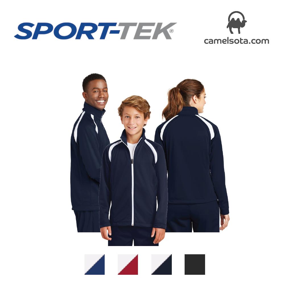 Custom Sport-Tek Tricot Track Jacket