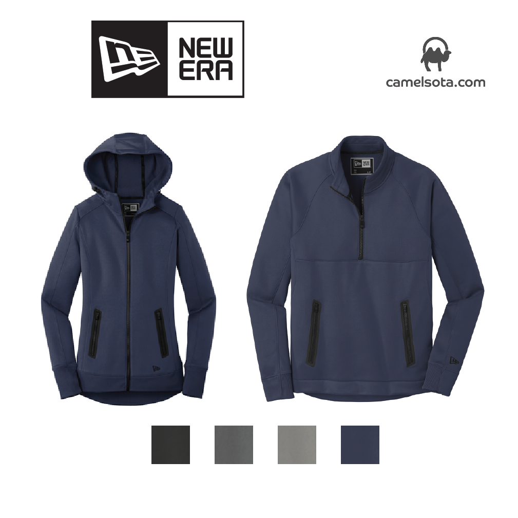Custom New Era Venue Fleece Sweatshirts