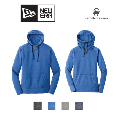 Custom New Era Tri-Blend Pullover Hoodie