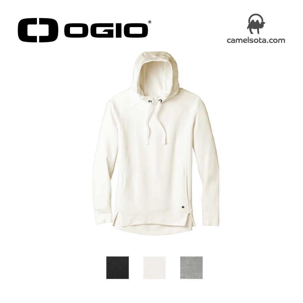 Custom OGIO Ladies Luuma Pullover Fleece Hoodie
