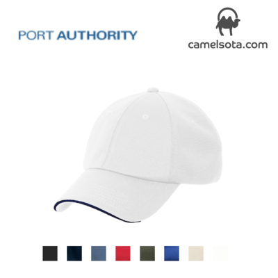 Custom Embroidered Port Authority Dry Zone Cap