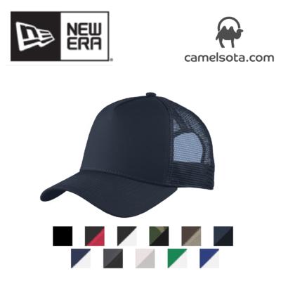 Custom Embroidered New Era Snapback Trucker Cap
