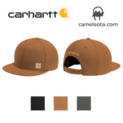 Custom Embroidered Carhartt Ashland Cap