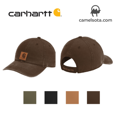 Custom Embroidered Carhartt  Odessa Cap
