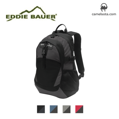 Custom Embroidered Eddie Bauer® Ripstop Backpack