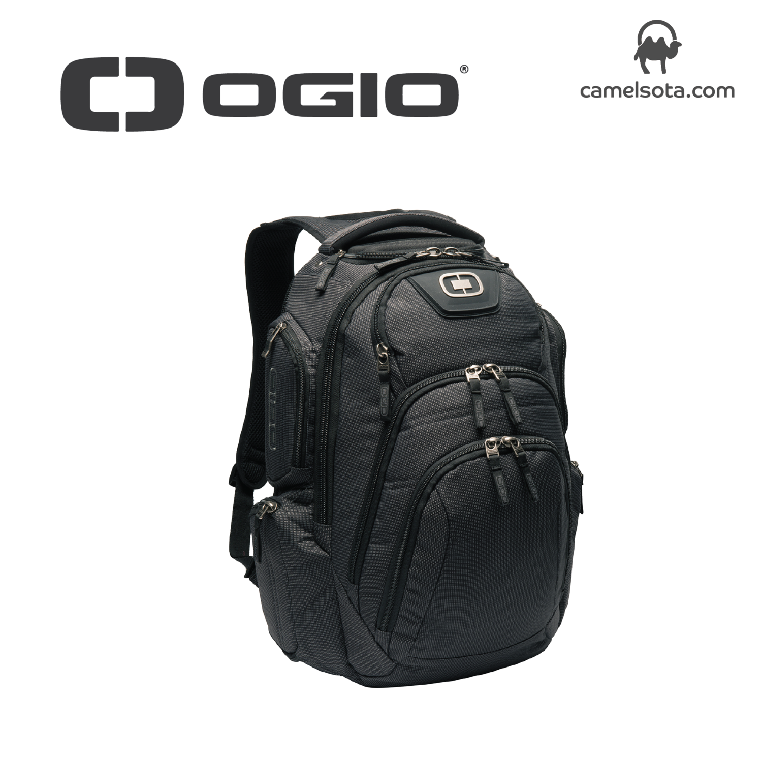 Custom Embroidered OGIO® Surge RSS Backpack