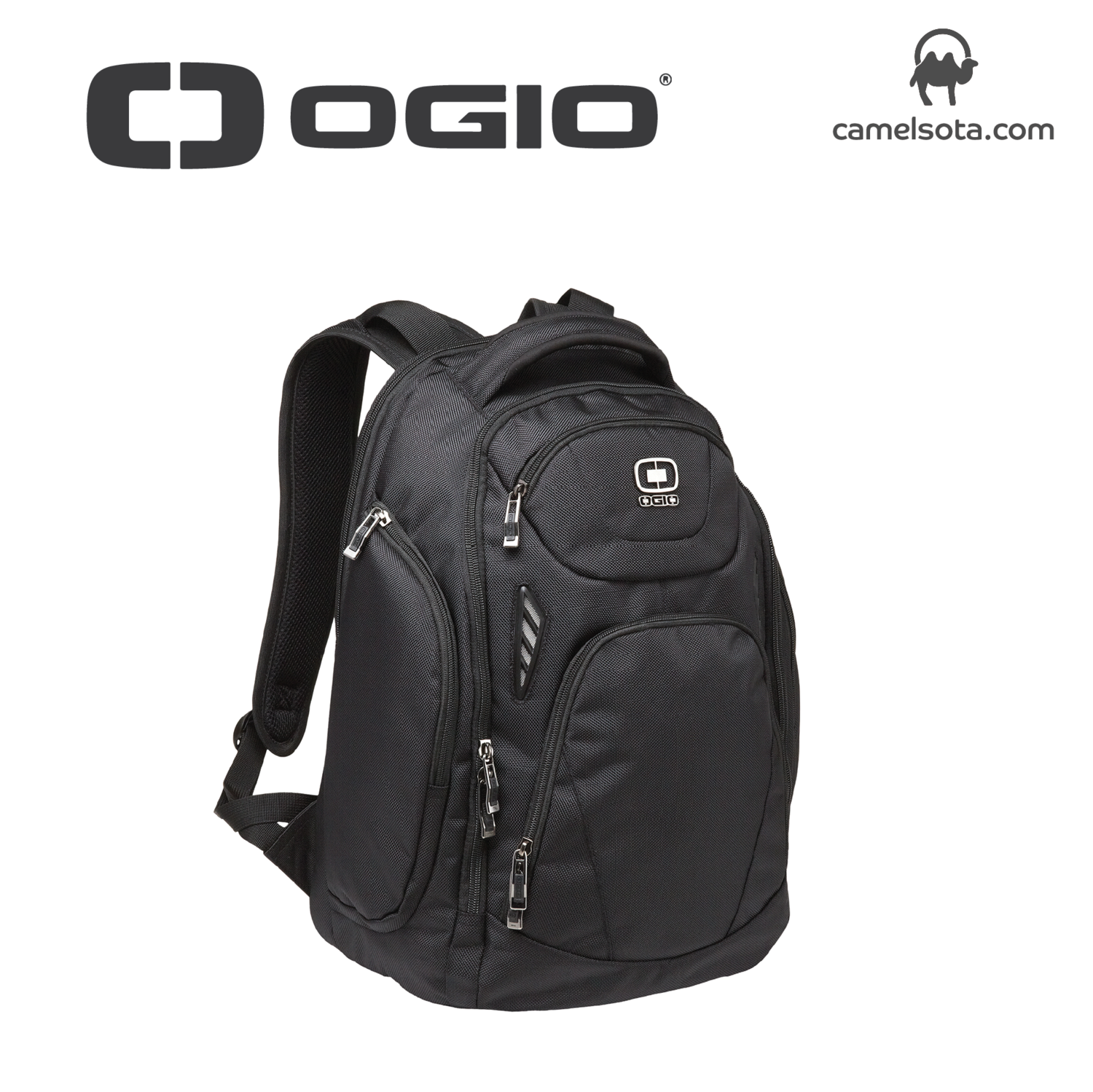 Custom Embroidered OGIO® Mercur Backpack