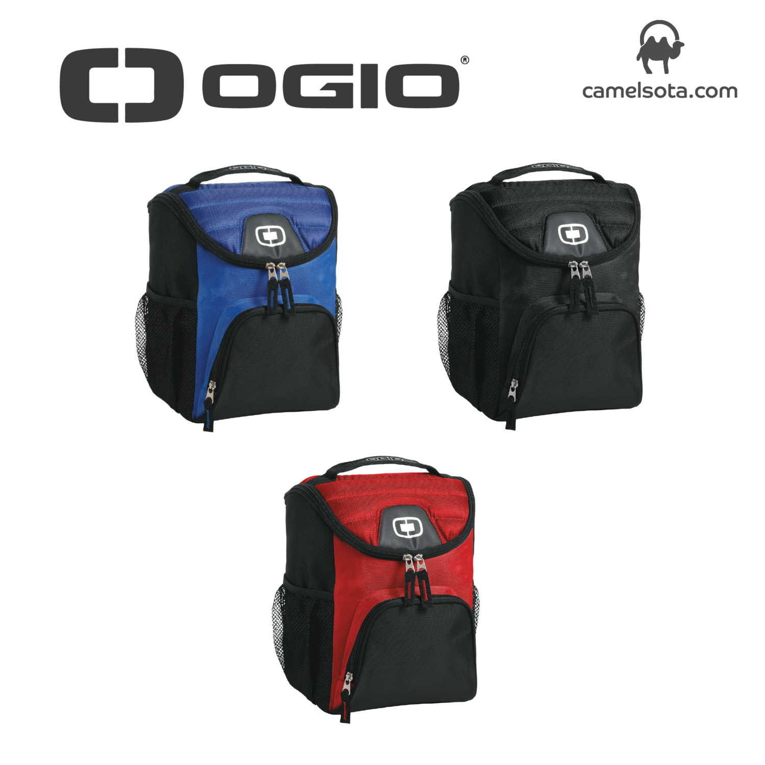 Custom Embroidered OGIO® - Chill 6-12 Can Cooler