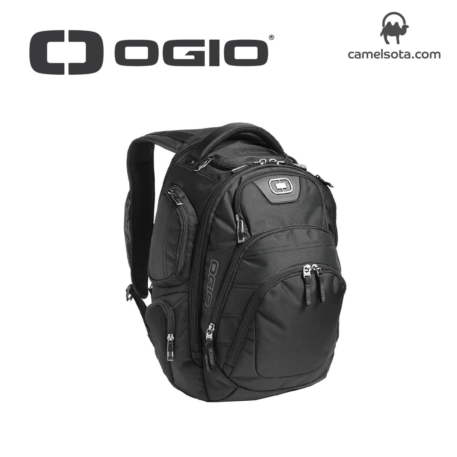 Custom Embroidered OGIO® Stratagem Backpack