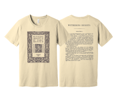 Wurthering Heights by Emily Bronte Shirt