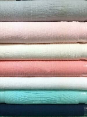 Shannon Embrace Double Gauze Fabric, Swaddle Fabric, By Yard