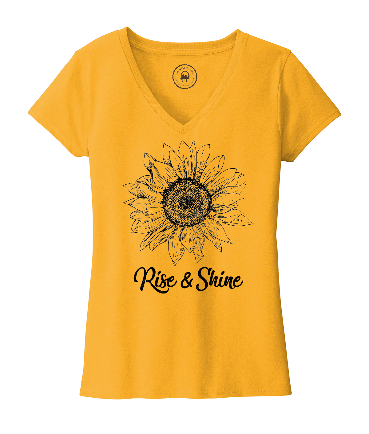 Sunflower Rise and Shine Shirt