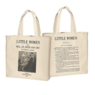 Little Women by Louisa M. Alcott Tote