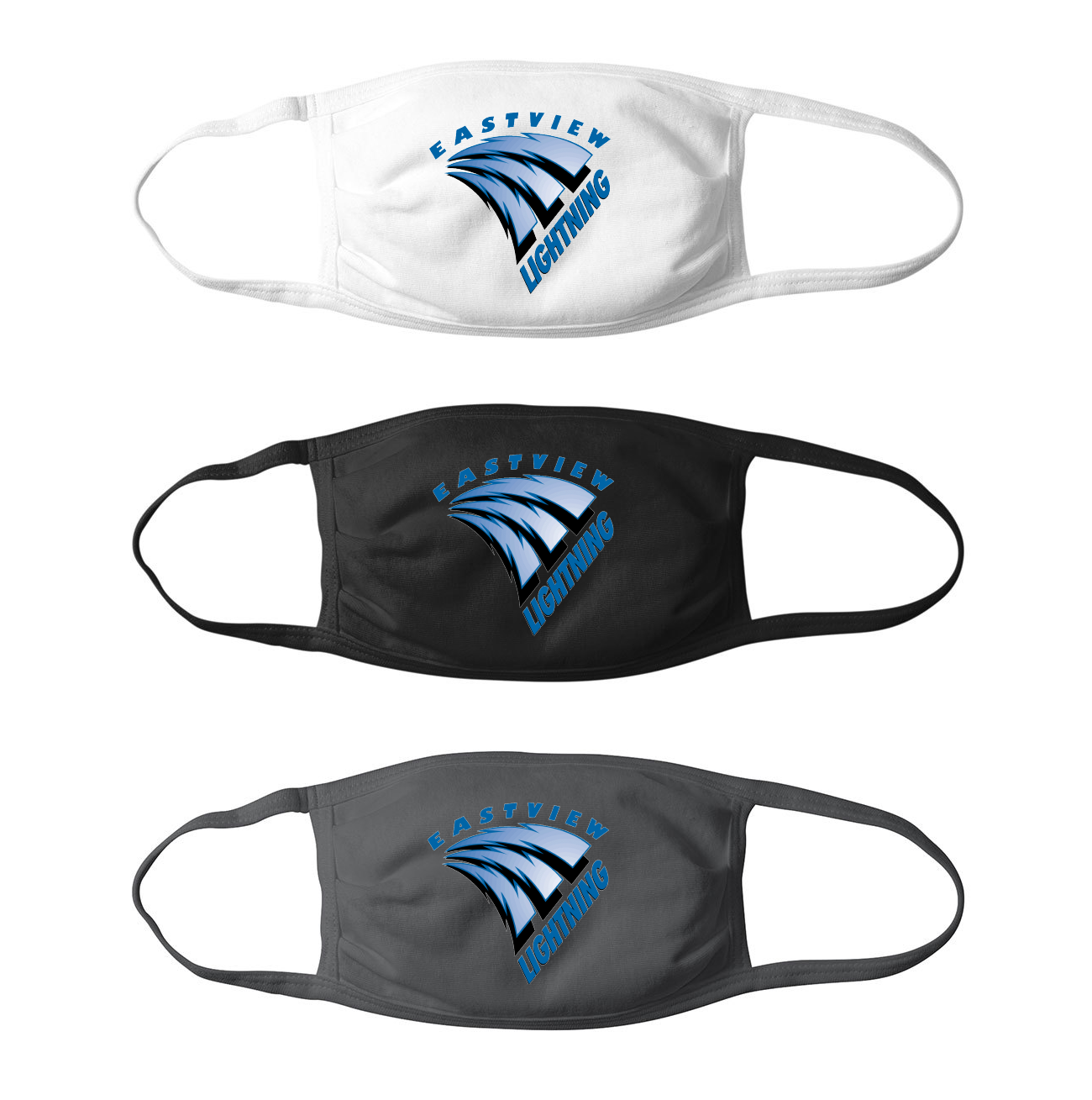 Eastview Lightning Mask - Adult